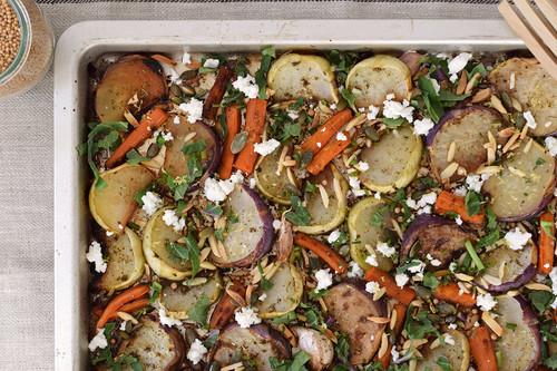 Comer sano en Directo al Paladar (LXII): el menú ligero del mes