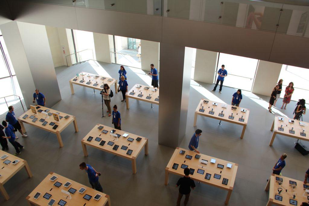 Foto de Apple Store Passeig de Gracia (32/50)