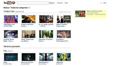 YouTube Music: YouTube lanza un portal específico para música