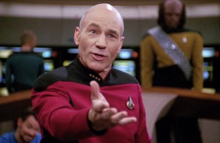 ¡Patrick Stewart volverá a ser Picard! En marcha una nueva serie de Star Trek que continuará 'La nueva generación'