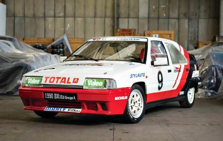 Citroën BX campeonato España de velocidad