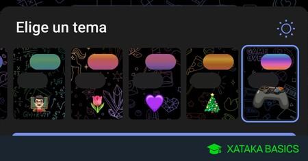 Cómo cambiar el tema y los colores de un chat individual en Telegram
