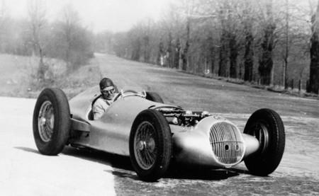 Rudolf Uhlenhaut - Mercedes W125