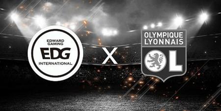 EDward Gaming se asocia con un importante club de fútbol europeo