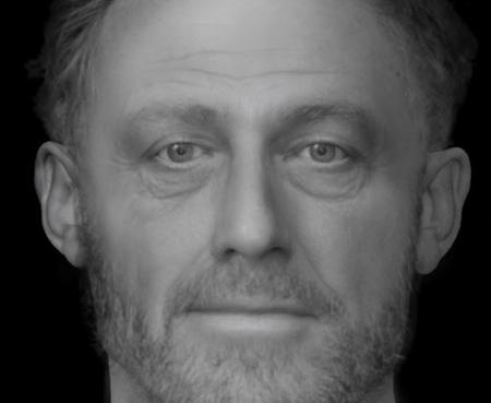 Este hombre murió hace 700 años y así hemos podido reconstruir su cara