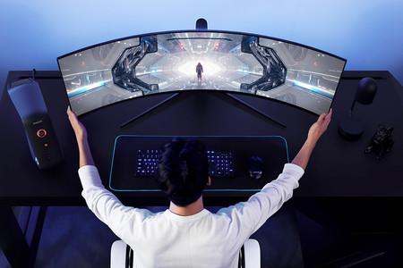 Los espectaculares monitores Samsung Odyssey llegan al CES 2020: hasta 49 pulgadas, 240 Hz y DisplayHDR 1000