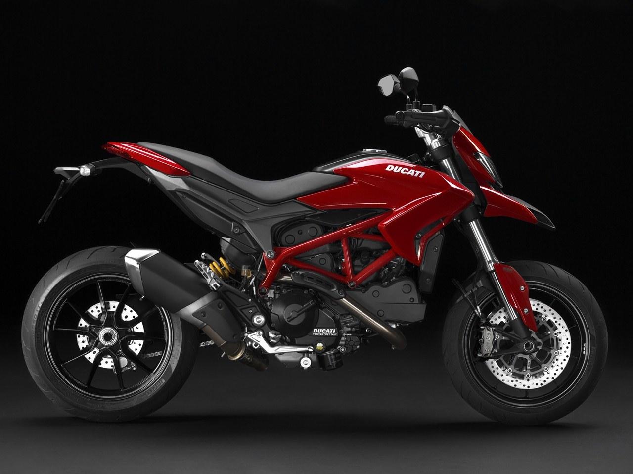 Foto de Ducati Hypermotard, Hypermotard SP e Hyperstrada (12/19)