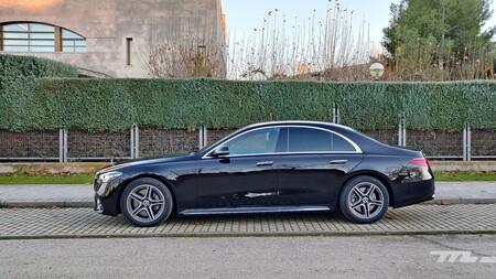 Mercedes Benz Clase S 2020 Prueba Contacto 005