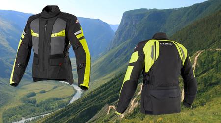 Cuatro estaciones, una chaqueta, un forro: Clover Dakar Airbag WP y Clover París