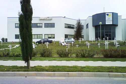 Cuando se fabricaban móviles en Campanillas, Málaga: 700 millones de euros y 5 millones de móviles al año