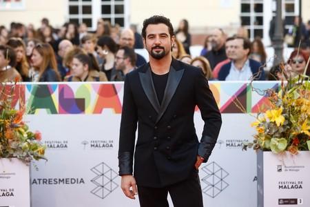 Así han vestido los actores en la clausura del Festival de cine de Málaga