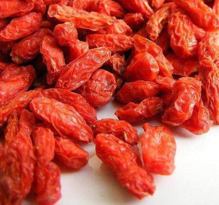 Las bayas de Goji, grandes antioxidantes