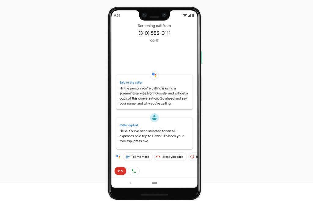Google Assistant te dejará filtrar llamadas de desconocidos: contesta por ti y pregunta los motivos de la llamada