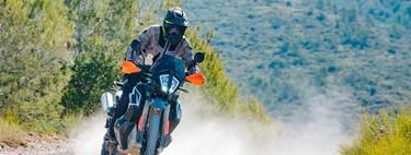 Probamos la KTM 790 Adventure 2019: una excitante trail intermedia 'ready to race'