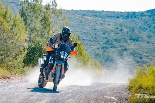 Probamos la KTM 790 Adventure 2019: una excitante trail intermedia 'ready to race'