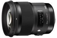 El esperado objetivo de 50 mm f/1.4 de Sigma llegará probablemente en menos de dos meses