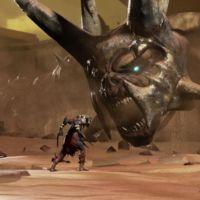 A falta de Kratos en PS4, bien pueden valer estas imágenes de Shadow of the Beast