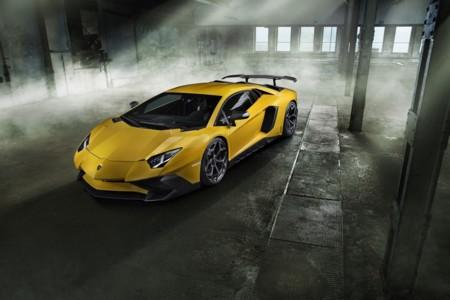 Novitec Torado Lamborghini Aventador Sv 026