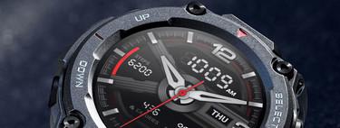 Amazfit T-Rex: el nuevo smartwatch resistente y con gran autonomía de los socios de Xiaomi