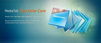 MediaTek True Octa-Core: ocho núcleos simultáneos para igualar en rendimiento a la gama alta