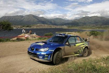 Los Subaru se afianzan en el podio