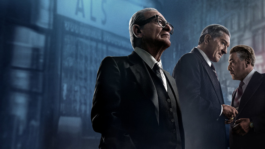 'The irish': the film Scorsese brings in Netflix to more than 17 million viewers in its first five days