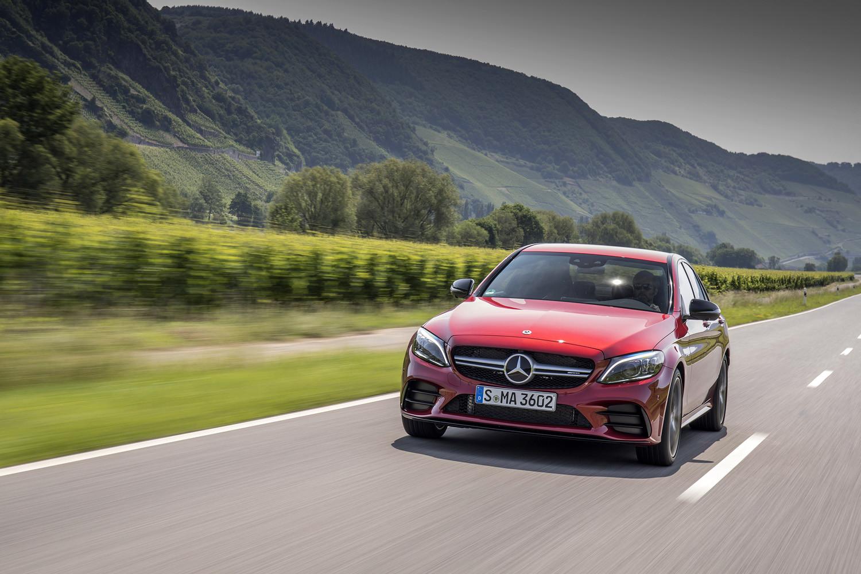 Foto de Mercedes-Benz Clase C 2018, toma de contacto (193/255)