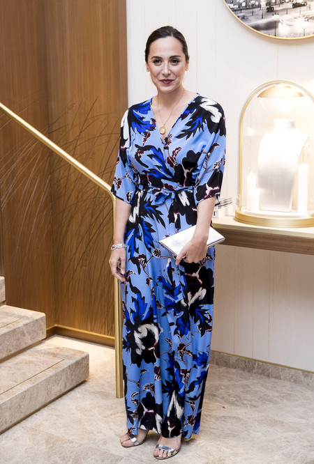 Tamara Falcó en la inauguración de Chaumet