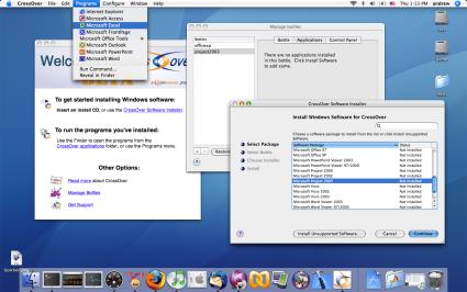 CodeWeavers lanza versiones finales de CrossOffice 6 para Linux y Mac