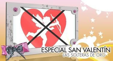 Especial Solteras de Oro: Porque ellas bailan solas en San Valentín