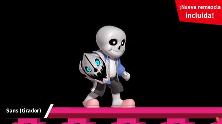 Sans de Undertale llega a Super Smash Bros. Ultimate como traje para Miis y rompe internet