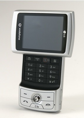 3GSM: LG KU950, con receptor de DVB-H