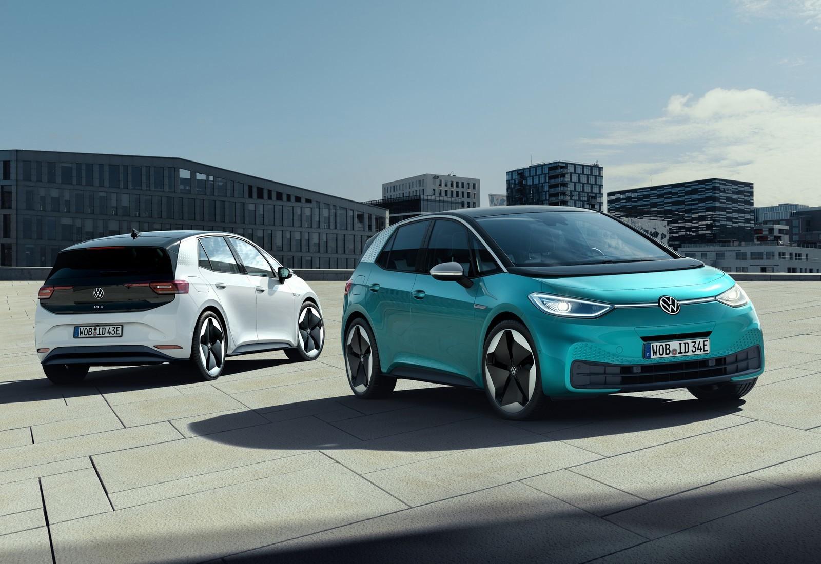 Foto de Volkswagen ID.3 (15/38)