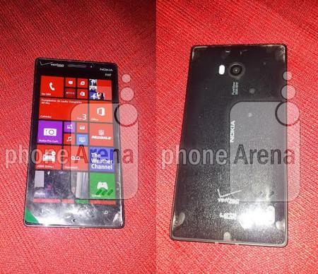 El día cuando compran en México el Nokia Lumia 929 que todavía no se anuncia