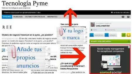 Paper.li añade una versión PRO para crear un newsletter para tu empresa en Twitter