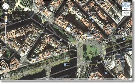 El singular derecho de los alemanes a ser pixelizados en Google Maps