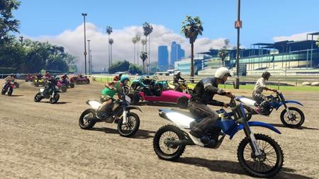 Grand Theft Auto V para Xbox One y PS4 recibirá un parche este lunes