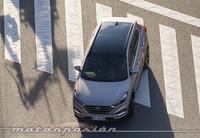 EXCLUSIVA: Hyundai Tucson 2015, cazado en España