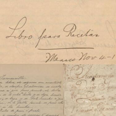 Conoce esta biblioteca virtual con más de 2000 libros de cocina mexicana y recetarios que datan del siglo XVIII hasta la fecha