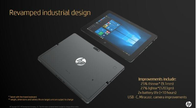 HP Pro x2 Hybrid