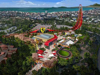 Ferrari Land: ¿cuánto hay de marketing y cuánto de ferrarista real en el nuevo parque temático?