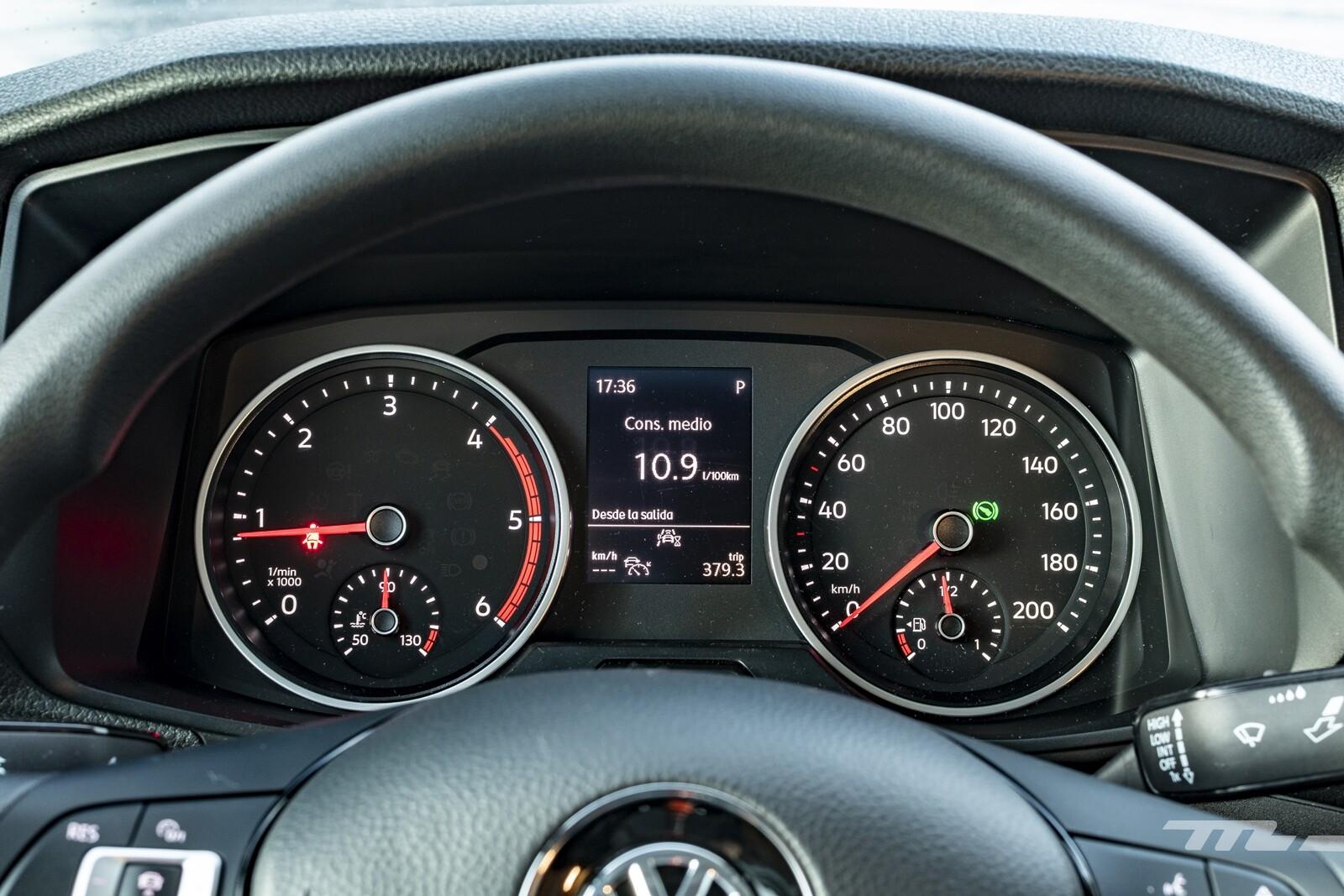 Volkswagen Grand California 2021, prueba