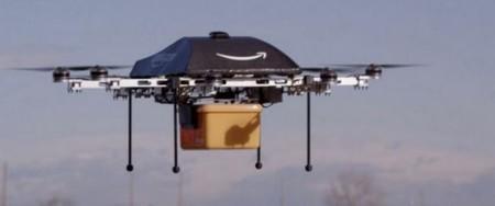 ¿Compensa económicamente enviar paquetes a través de drones?