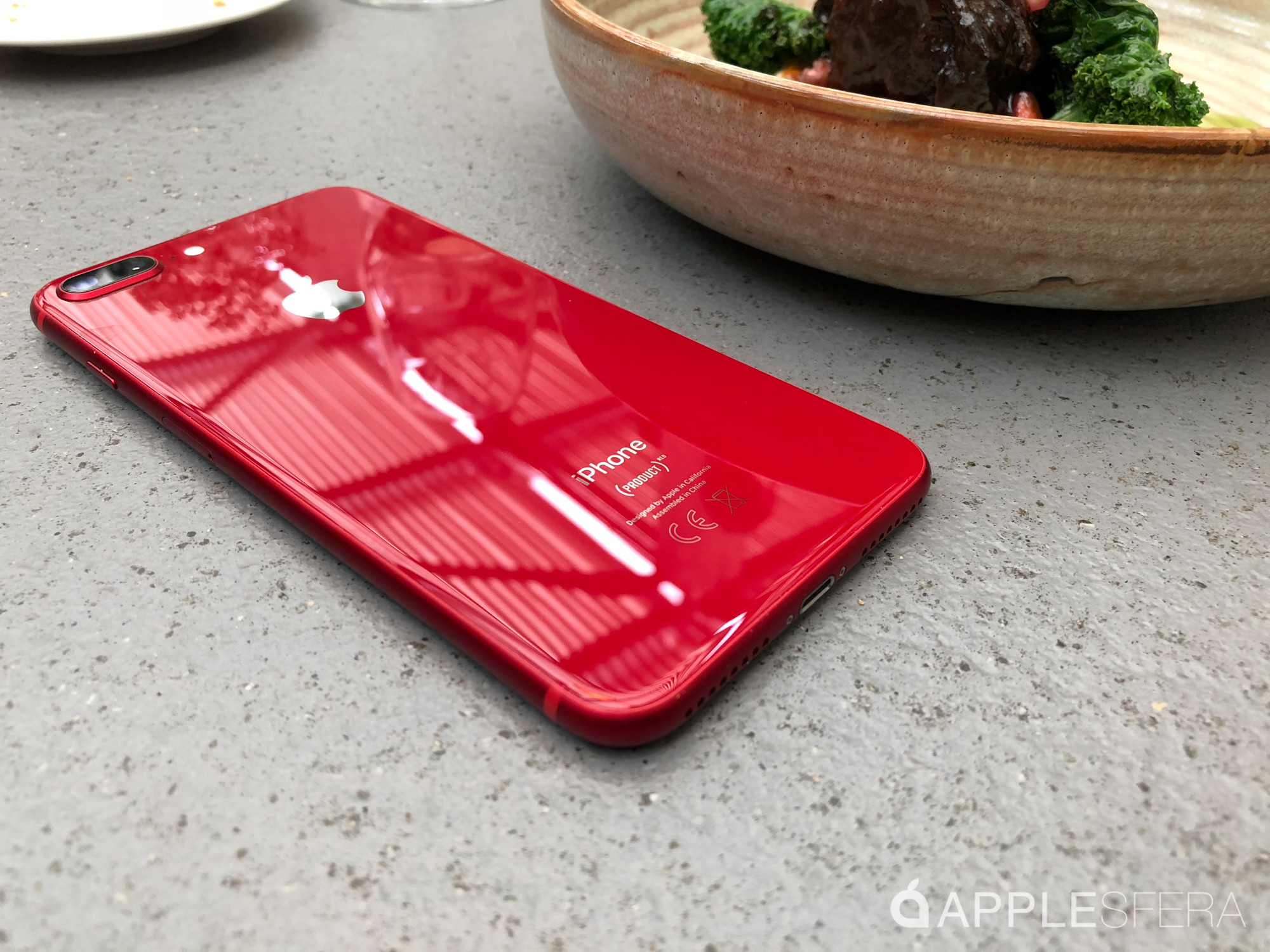 Foto de iPhone 8 Plus (RED) (25/28)