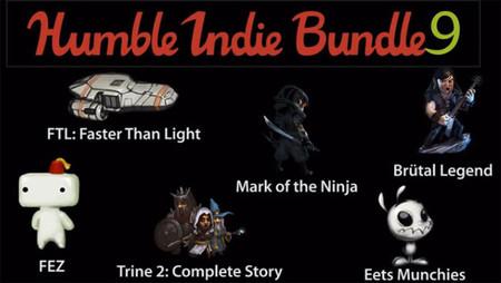 FEZ y Brütal Legend entre los nuevos ofertones del Humble Bundle 9