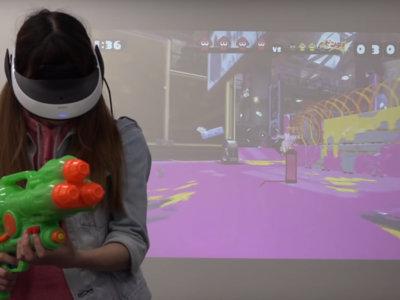 ¿Jugar a Splatoon en Realidad Virtual? Un hack lo hace posible
