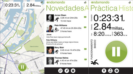 Aplicaciones de Running en Windows Phone - 3