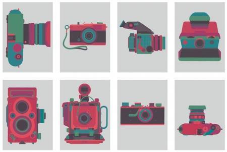 Basílicas: ilustraciones fotográficas con cámaras clásicas y actuales, de Adrian Johnson