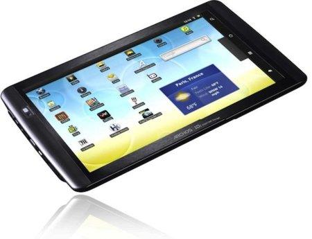 Archos podría lanzar dos nuevos tablets avanzados para IFA 2011