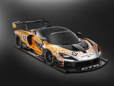 McLaren adelanta el Senna GTR Concept: 75 unidades con 825 CV capaces de rodar tan rápido como un F1